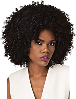 outre synthetic half wig quick weave stunna futura