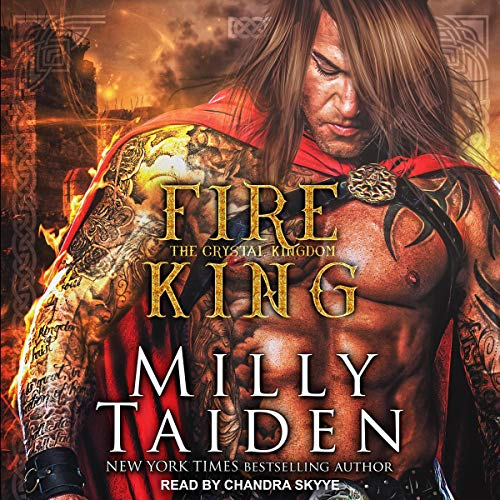 Fire King  By  cover art