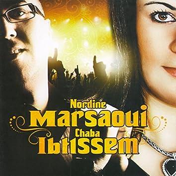 Nordine Marsaoui et Chaba Ibtissem