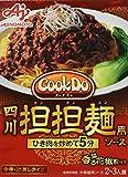 Cook Do(麺用合わせ調味料) 四川担担麺用 180g×4個