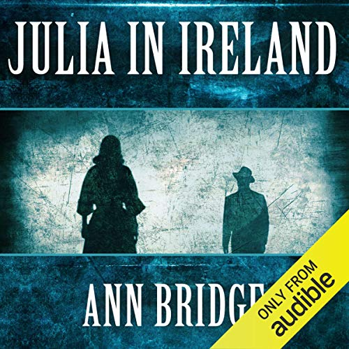 Julia in Ireland audiobook cover art