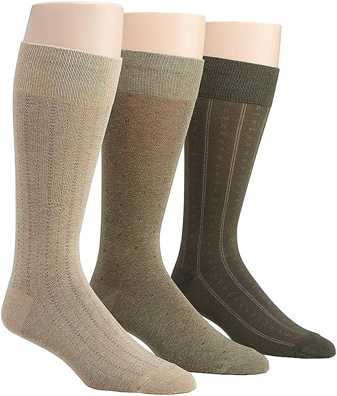 Polo Ralph Lauren Assorted Pattern Socks - 3 Pack (8089PK)