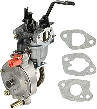 Best fuerdi dual fuel carburetor Reviews