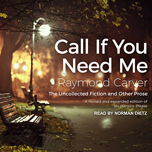 Call If You Need Me audiobook cover art