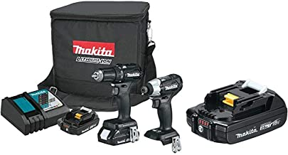 Makita CX200RB 18V LXT Lithium-Ion Sub-Compact Brushless Cordless 2-Pc. Combo Kit (2.0Ah)..