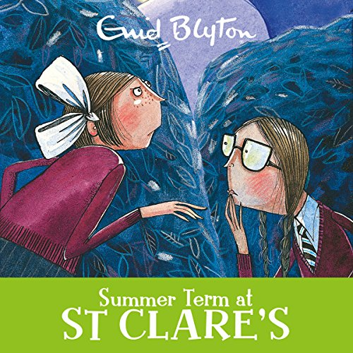 Summer Term at St Clare's cover art