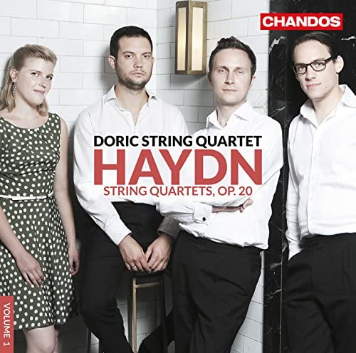 Doric String Quartet & Joseph Haydn