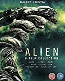 Alien 6 - Film Collection [Blu-ray]