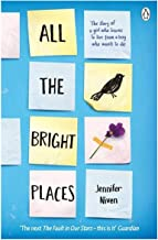 All The Bright Places by Jennifer Niven - Paperback