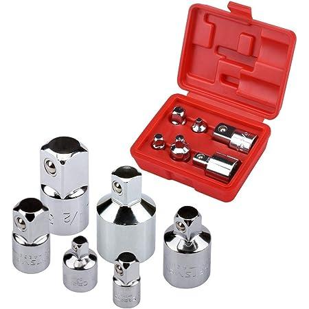 "8 stücke 3//4/"" Steckschlüssel Adapter Kraft-Schlagschrauber-Nüsse Repairing Tool"