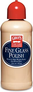 Griot's Garage 11017 Glass Polish (Fine) 16oz