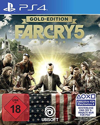 Far Cry 5 - Gold Edition - [PlayStation 4]