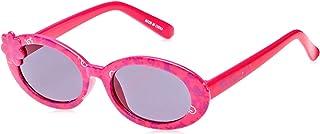 TFL Oval Sunglasses for Girls - Purple, 72232-Pink