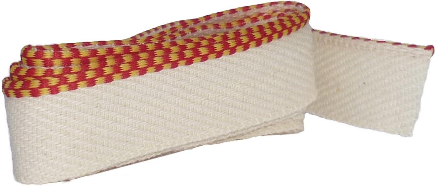 Book Headbands - 100% Medium Cotton overseas Yards Very popular! Gold Red 2