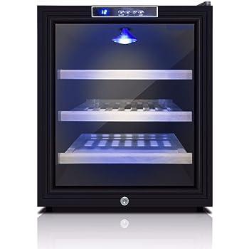 turquoise mini fridge