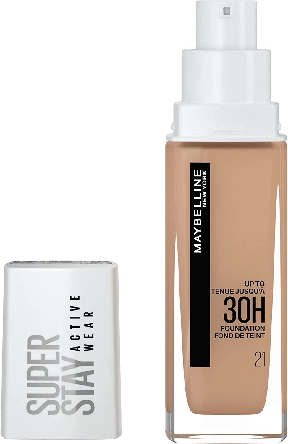 Maybelline New York, Base de maquillaje Superstay Active Wear 30H