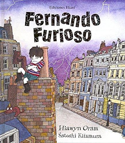 Fernando Furioso (Jardín de libros)