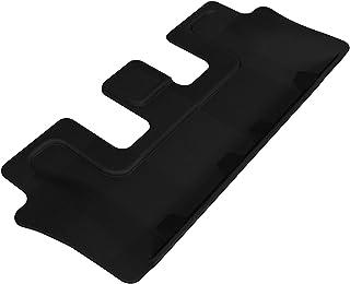 3D MAXpider L1KA01631509 Third Row Custom Fit All-Weather Floor Mat for Select Kia Sorento Models - Kagu Rubber (Black)
