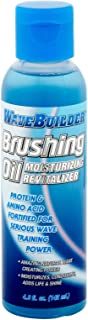 Wavebuilder Brushing Oil Moisturizing Revitalizer, 4.7 Ounce