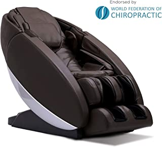 Human Touch Novo XT2 - Full Body, Zero Gravity Massager Chair with Premium Sound and Dual Lumbar Heat, Espresso