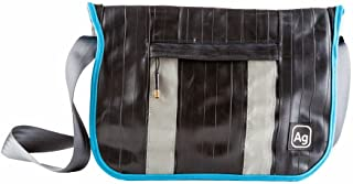 Alchemy Goods Pine Messenger Bag, Made from Recycled Bike Tubes