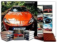 トヨタ, Toyota, チョコレートギフトセット、13x13cm (Red)