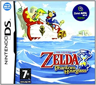 b9f1b176b1c The legend of Zelda: Phantom Hourglass
