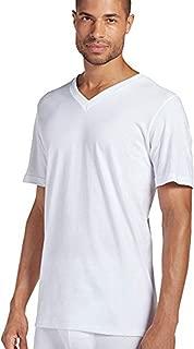 Life Men's 3-Pack Premium V-Neck T-Shirts - White