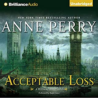 Acceptable Loss audiobook cover art