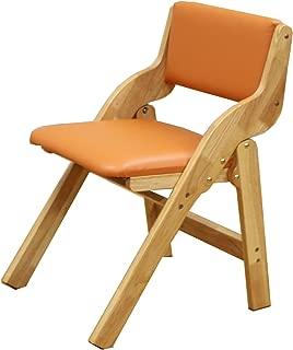 折りたたみ椅子 ブラウン