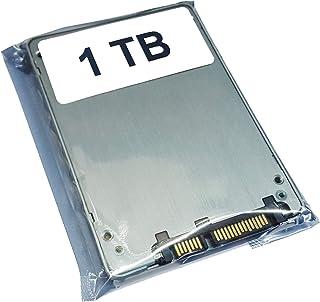 Disco duro SSD, componente alternativo, apto para Asus Eee PC 1001PX Seashell DDR2 1 tb