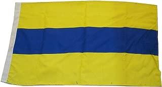 Brass Blessing D - Naval Signal Flag - Marine Code - 16
