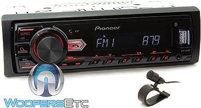 Pioneer MVH-290BT Vehicle Digital Music Player Receivers, Black