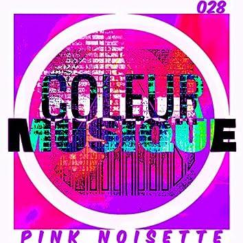 PINK NOISETTE  [COLEUR028]