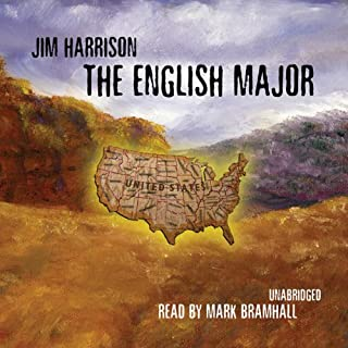 The English Major audiobook cover art