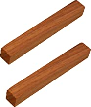 Deadwood Crafted Tools DCT Wood Turning Blanks 2-Pack, 3/4in x 3/4in x 6in Padauk – Wood Blanks for Turning, Wood Pen Blanks