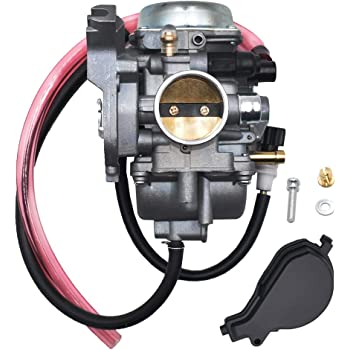 Amazon Com Carbpro Carburetor Assy For 2002 2007 Suzuki Eiger Lt A400 Lta Lt A 400 F 13200 38f2v 13200 38f22 13200 38f01 13200 38f00 Automotive