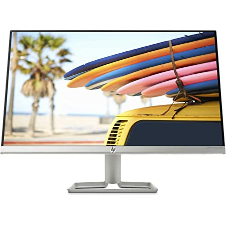 "HP 24fw - Monitor Full HD de 23.8"" (1920 x 1080, panel IPS LED, 16:9, HDMI 1.4, VGA, 5 ms, 60 Hz, AMD FreeSync, Altavoces incorporados), Color Blanco"