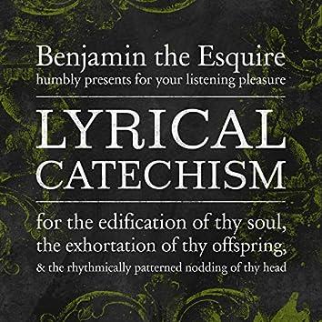 Lyrical Catechism