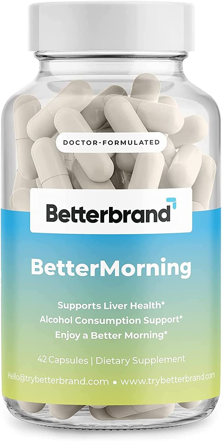 BetterMorning: Recovery Special price Supplement Nippon regular agency - Support Liver Flush by Your
