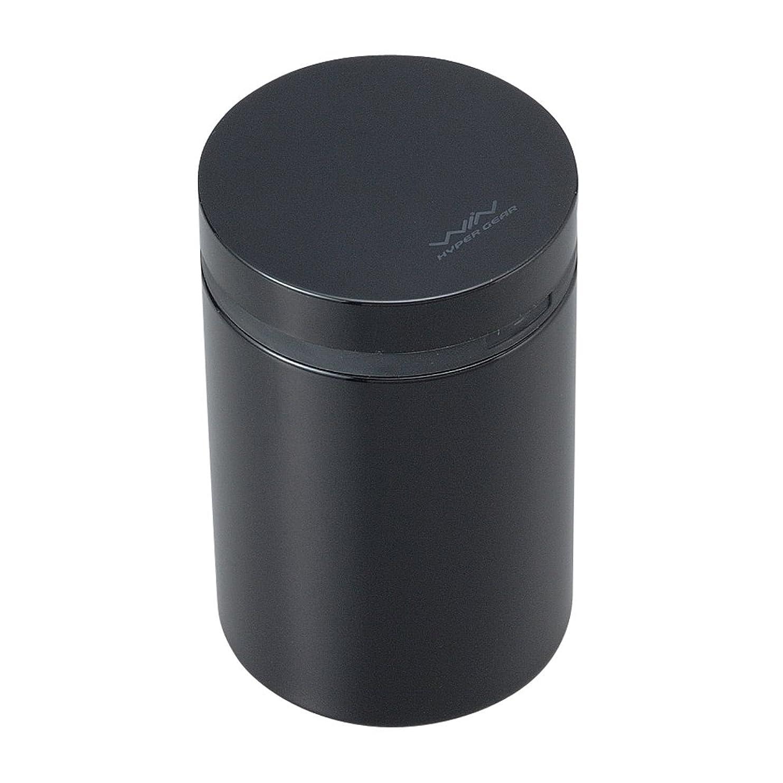 植生スイング虎セイワ(SEIWA) 車用 灰皿 缶アッシュ1 ブラック W634