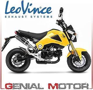 Duokon Sistema de Escape Completo de la Motocicleta silenciador de Deslizamiento en la Mitad del Tubo del Cabezal de Acero Inoxidable para Xmax250 Xmax300 17-18