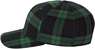 Flexfit Original Fitted Tartan Plaid Hat 6197