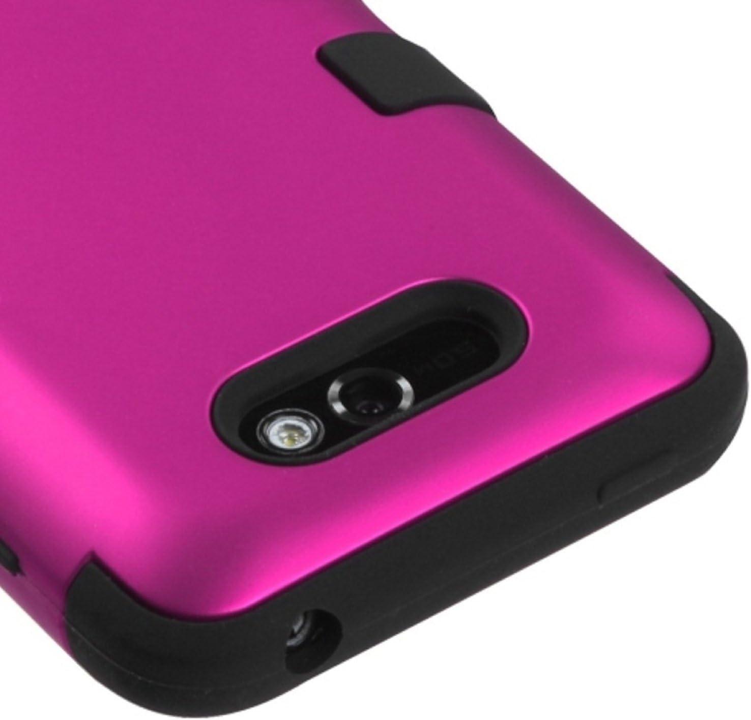 MyBat LGMS770HPCTUFFSO004NP Al sold out. sale Titanium Rugged TUFF Case for Hybrid