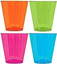 Neon Shot Glasses Party Value