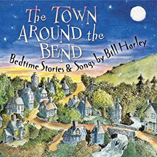 The Town Around the Bend audiobook cover art