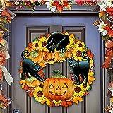 ZFAYFMA 2021 - Decoración inflable para Halloween, decoración de patio o jardín, PVC, reutilizable, decoración para fiestas al aire libre, color amarillo