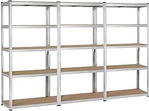 Best garage rack shelving Reviews