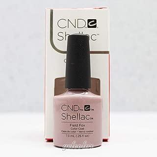 Generic HOT Sale CND Shellac UV LED Gel Nail Polish Base Top Coat 7.3ml 0.25oz Discount Field Fox 90782