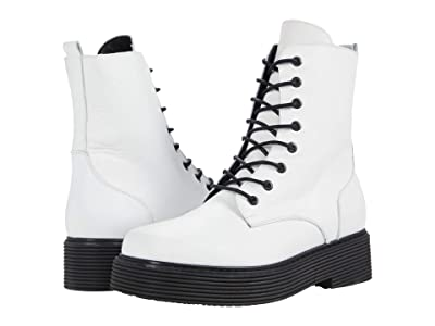 Cordani Peyton (White Leather) Women